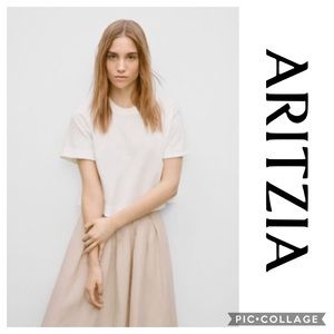 Wilfred ARITZIA SKIRT NARRATEUR SKIRT Linen Midi
